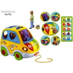 Сортер Автошка Joy Toy 9198