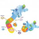 Слоненок Элли голубая (374MC blue) Biba toys
