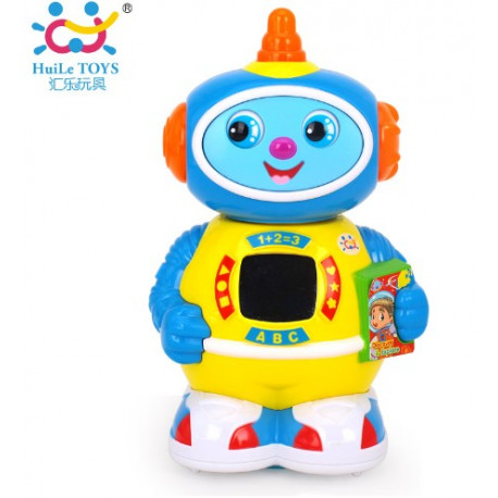 Робот 506/466-659 Космический доктор муз.свет.