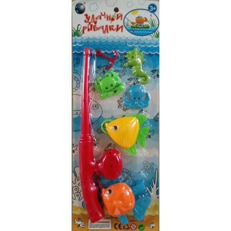 Рыбалка 828-7 магнитная удочка