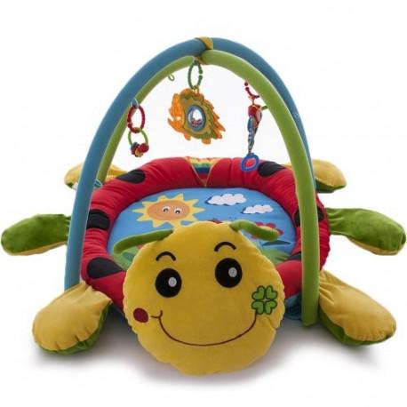 Развивающий коврик Biba Toys Божья коровка Deluxe (669BP)