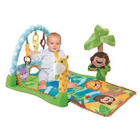 Развивающий коврик Джунгли JJ 8504 Fitch Baby