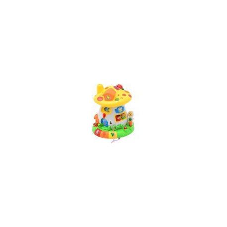 Развивающая игрушка Грибок-теремок 2208