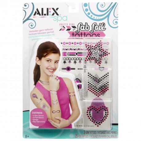Набор для флеш-тату ALEX (623020-3)