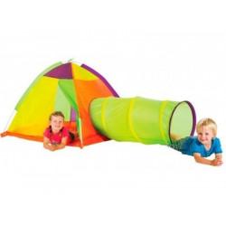 Палатка Five Stars Купол с туннелем 448-15 уценка