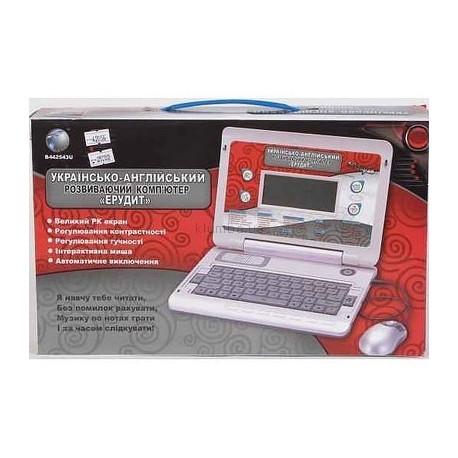 Ноутбук TG 442543 U/8815 E англо-укр., 30 функций, 33 см