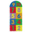 Напольные коврики-пазлы Классики с цифрами 7890