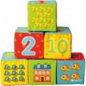 Набор кубиков Цифри VT1401-04