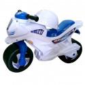 Мотоцикл 2-х колесный з сигналом белый ОРИОН 501 в.3