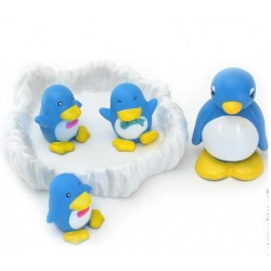 Набор игрушек для ванны АНТАРКТИДА 9003 уценка