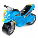 Мотоцикл для катания 2-х колесный желто-голубой ОРИОН 501