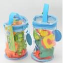 Набор игрушек для ванны Морские обитатели 9004