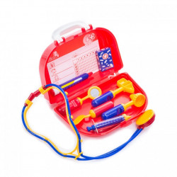 Набор доктора на 10 предметов в чемоданчике Simba