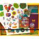 Набор для творчества с кнопками Маленькая ферма Djeco 08971 уценка