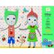 Набор для творчества Аппликация Малыши 08665