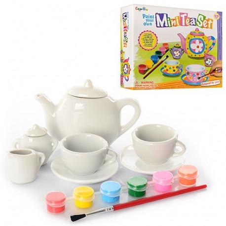 Набор для творчества MK 0443 чайный сервиз