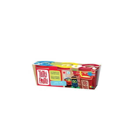 Набор для лепки Tutti-Frutti Фрукотвое ассорти BJTT 00155 уценка