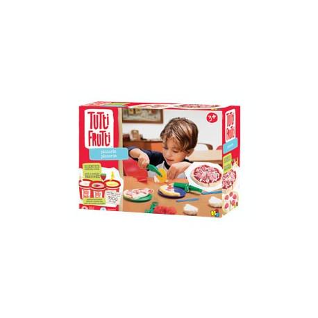 Набор для лепки Tutti-Frutti Все для Пиццерии BJTT14801