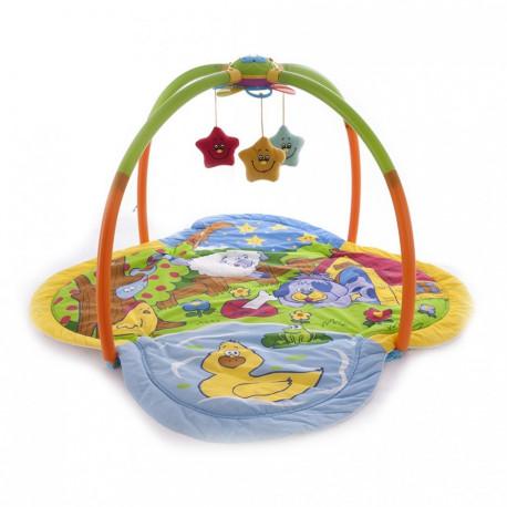 Музыкальный коврик с мобилем Biba Toys Танец звезд (073BP)