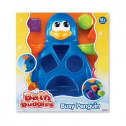 Набор для игр с водой Keenway Занимательный пингвин-сортер (32205)