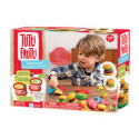 Набор для лепки Tutti-Frutti Гамбургеры BJTT14809 уценка