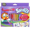 Набор Sprayza Набор Sprayza Pro для девочек SA2407UK(UA)