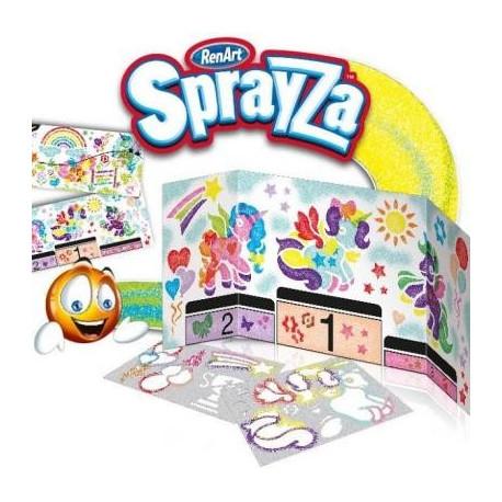 Набор Sprayza Приключение пони SA2504UK(UA)