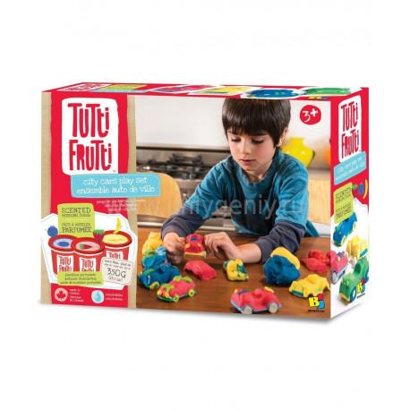 Набор Город машин Tutti-Frutti (BJTT14816)уценка