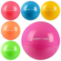 Мяч для фитнеса MS 0382 6 цветов, кул., 65 см