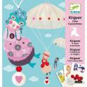 Набор для творчества Кригами Девочка с парашютом (08771) уценка