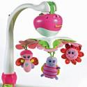Мультифункциональный музыкальный мобиль 3 в 1 Tiny Love Крошка принцесса бело-розовый (1302506830)