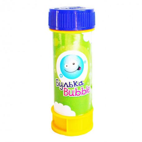 Мыльные пузыри Булька Bubble 60 мл.