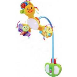 Музыкальный мобиль Biba Toys Весенняя лужайка (950JF)
