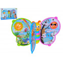 Музыкальная книжка Обучающая бабочка Play Smart 7345