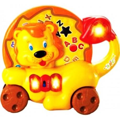 Музыкальная игрушка Львенок 9197 JoyToy