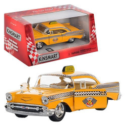 Машинка такси KT 5360 W