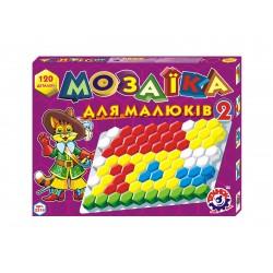 Мозаика для малыша 2(120 элементов)