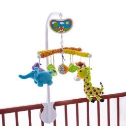 Мобиль Biba Toys Счастливые джунгли (040BM)