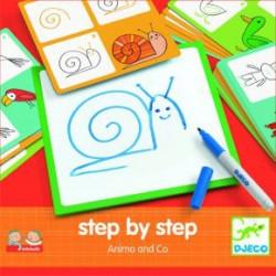 Игра Рисунки животных 08319 уценка