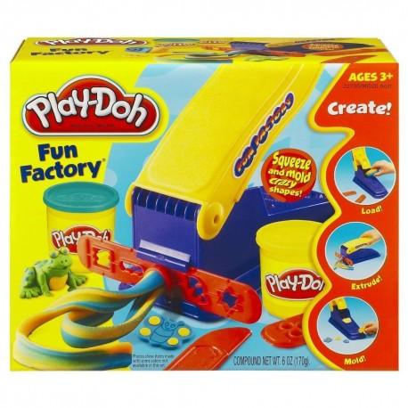 Play doh Мини набор Веселая Фабрика B5554