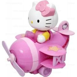 Машинка-самолёт игрушечная на р/у Hello Kitty Plane (Nikko 180026B )уценка
