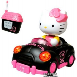 Машинка на р/у Гоу Гоу Китти Кар Блек 180027 B (уценка)