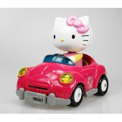 Машинка игрушечная на р/у Hello Kitty Car 180027A (уценка)