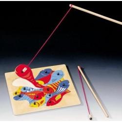 Магнитная игра - Рыбалка (2 удочки) 82737