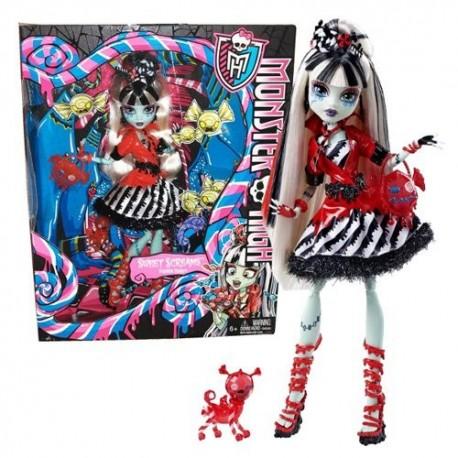 Лялька серії Вбивчо солодко в ас.(2) Monster High (BHN00)