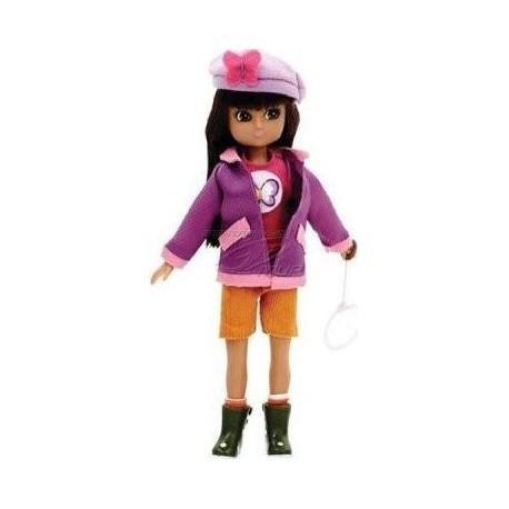 Кукла Lottie Защитница бабочек 028