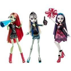 Кукла MH серии Монстры вперед! в ас.(4) BDF07