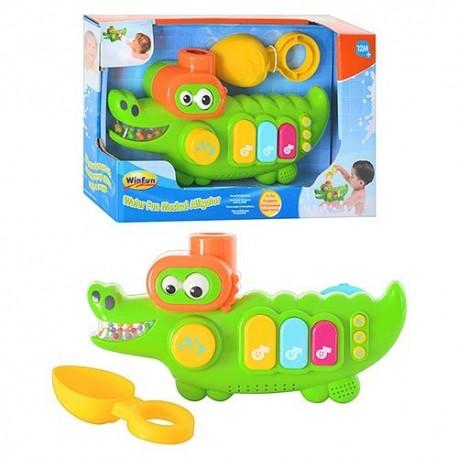 Крокодил для купания WinFun 7103 NL