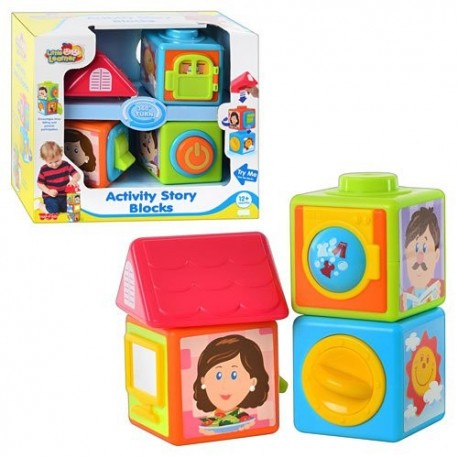 Кубики 4209 T, 4 блока, кор., 24 см