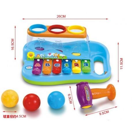 Ксилофон 856/9199 Huile Toys